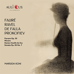 ALC 0040 Fauré Ravel De Falla Prokofiev