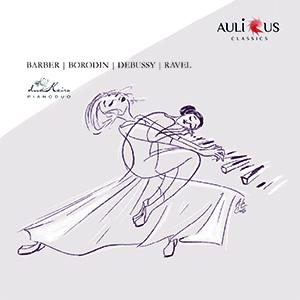 Alc 0057 Barber, Borodin, Debussy, Ravel