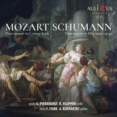 ALC 0031 Mozart Schumann LIVE