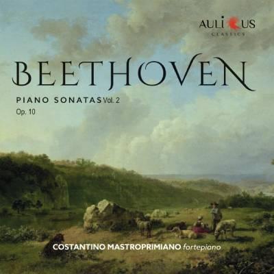 ALC 0048 L. Van Beethoven Vol. 2 Op. 10