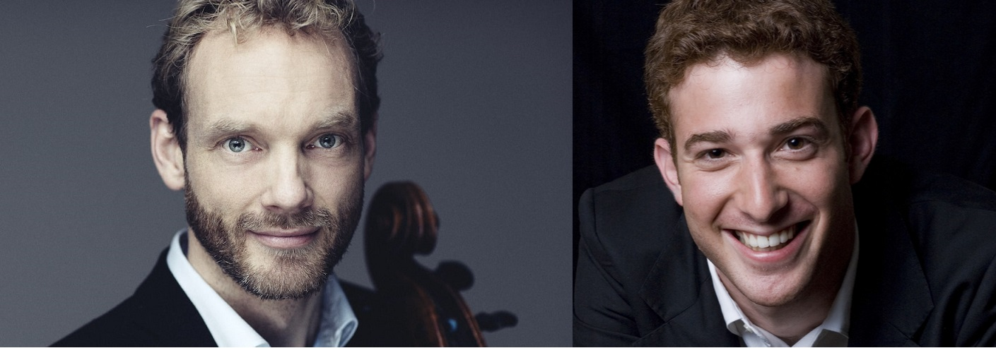 Toke Møldrup and Yaron Kohlberg, the new video: Cello Sonata No. 3 in A Major, Op. 69: Scherzo. Allegro molto - Trio